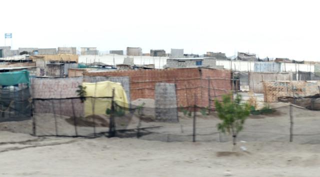 Arica de Chile to Arequipa