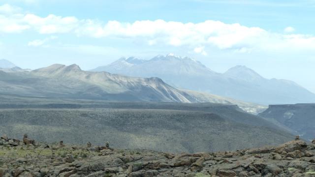 Colca Canyon to Arequipa