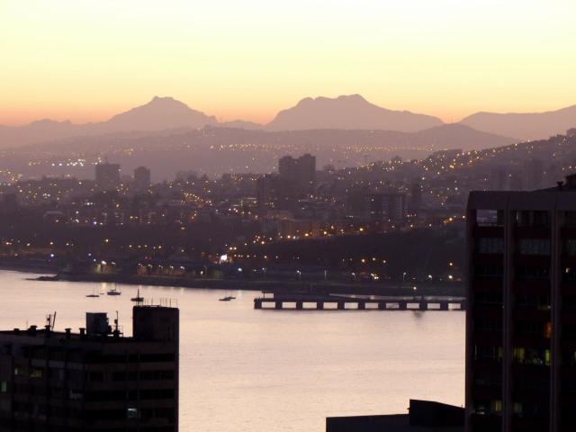 Valparaiso to Sydney